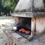 estate barbeque